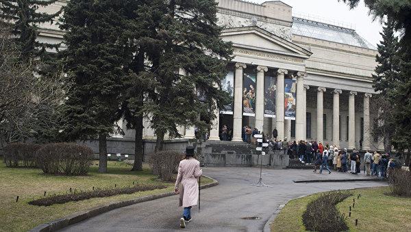 В российской столице в предстоящем 2017г проведут ряд выставок итальянских живописцев