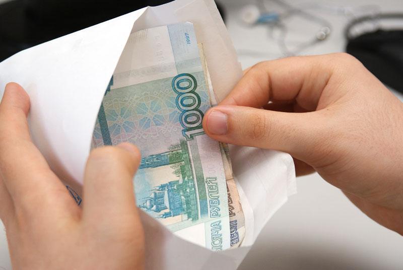 ВРФ выросло число жителей, согласных получать заработную плату вконвертах— Опрос
