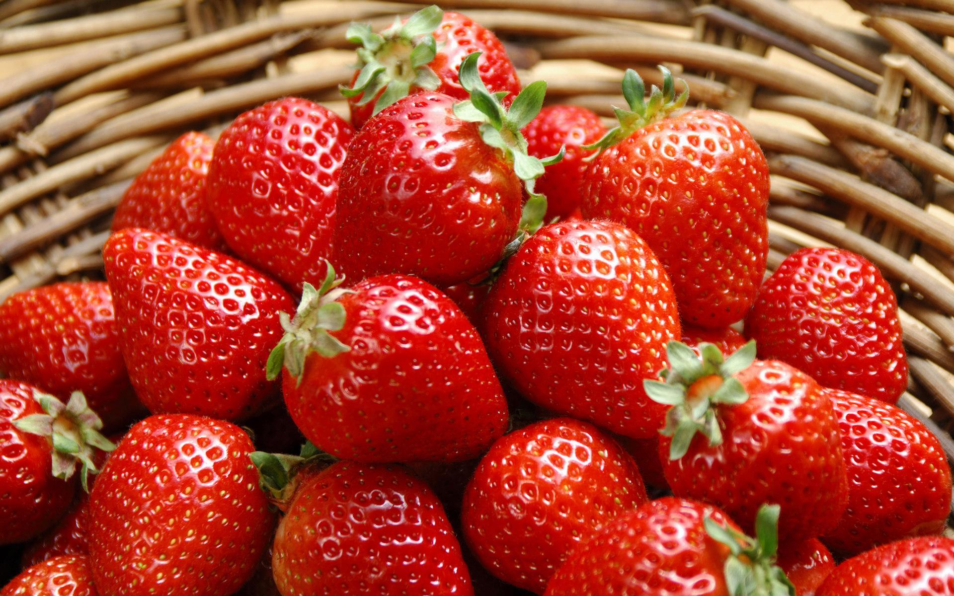 Клубника возглавила список продуктов с наибольшим содержимым пестицидов