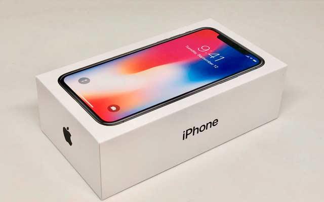 Цены на Iphone X