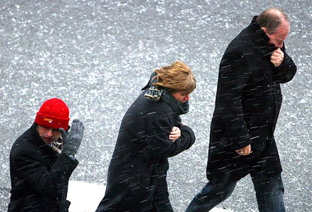 ВХМАО ударят ужасные морозы доминус 48