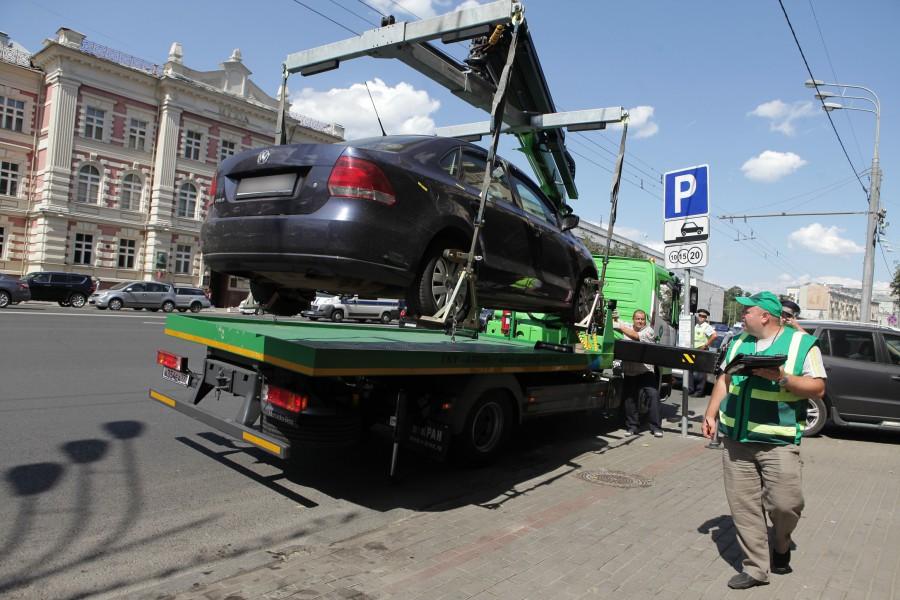 Ер москвы предлагает возвращать машины владельцам без предварительной оплаты эвакуации / фото: mosru