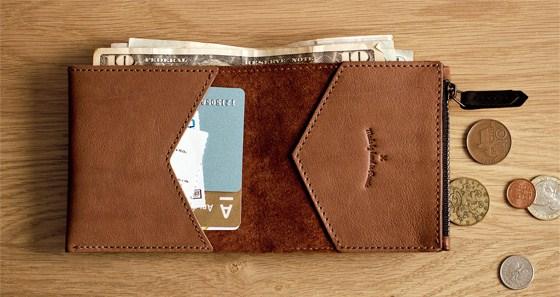 Как сделать бумажник своими руками