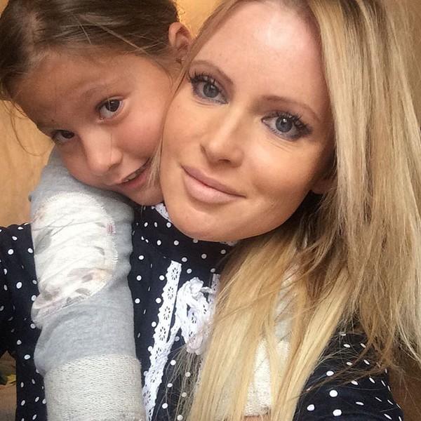 Прежний супруг Даны Борисовой согласился вернуть дочь только после вмешател ...