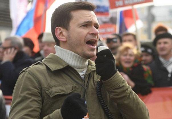 Оппозиция проведет в столице России митинг взащиту прав избирателей