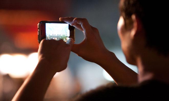 фото с мобильного домашнее