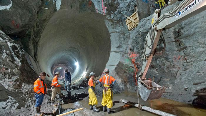 Марат Хуснуллин: станция метро «Нижняя Масловка» будет открыта сначала 2018