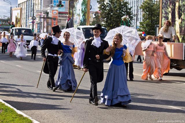 На Тверском бульваре состоится театрализованное шествие