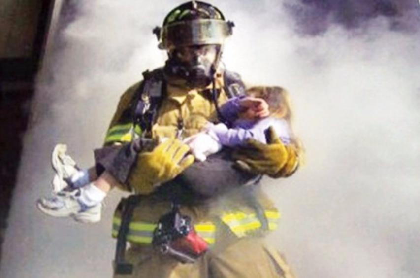 Ребенка спасли изгорящей квартиры наюго-западе столицы