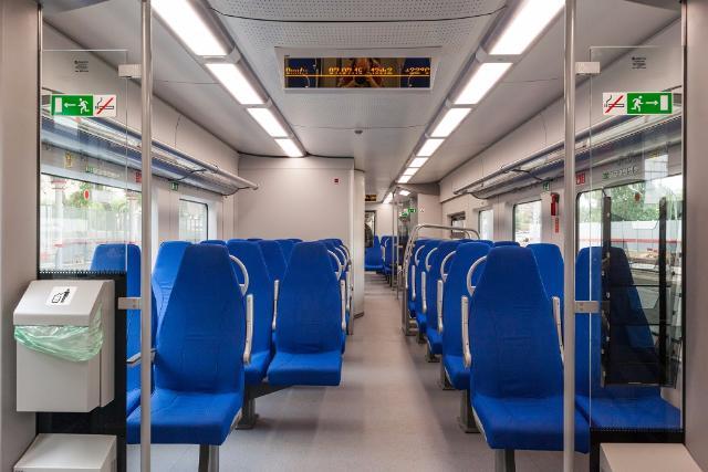 Информацию опересадках наавтобусы начали транслировать впоездах МЦК