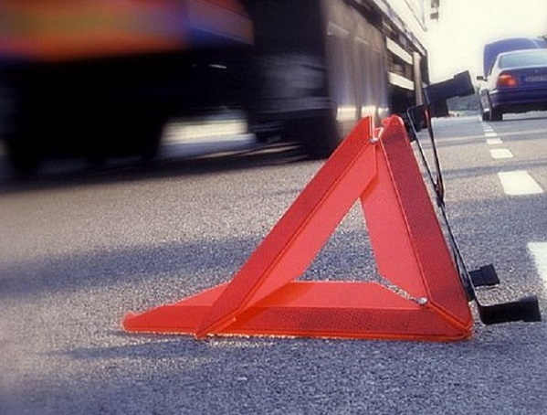 НаБоровском шоссе столкнулись два грузового автомобиля