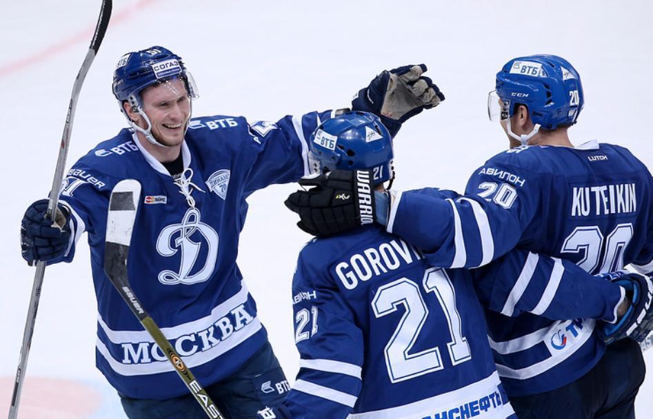 Столичное «Динамо» выиграло 3 последних матча срезультатом 13:1