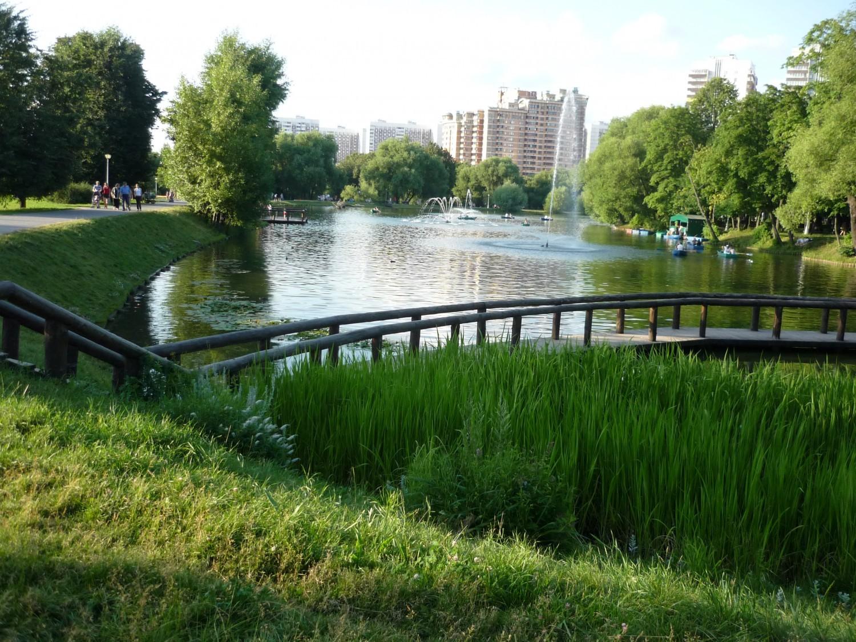 В столице ссамого начала года преобразили 40 парков