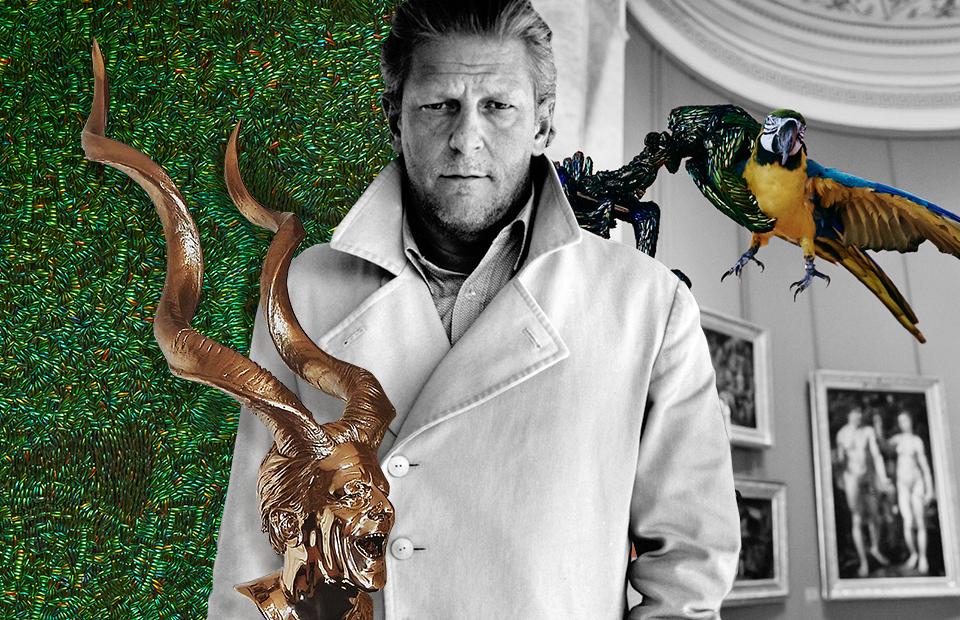 Шнуров: Провокационность выставки Яна Фабра «вольными борцами закультуру» безумно преувеличена