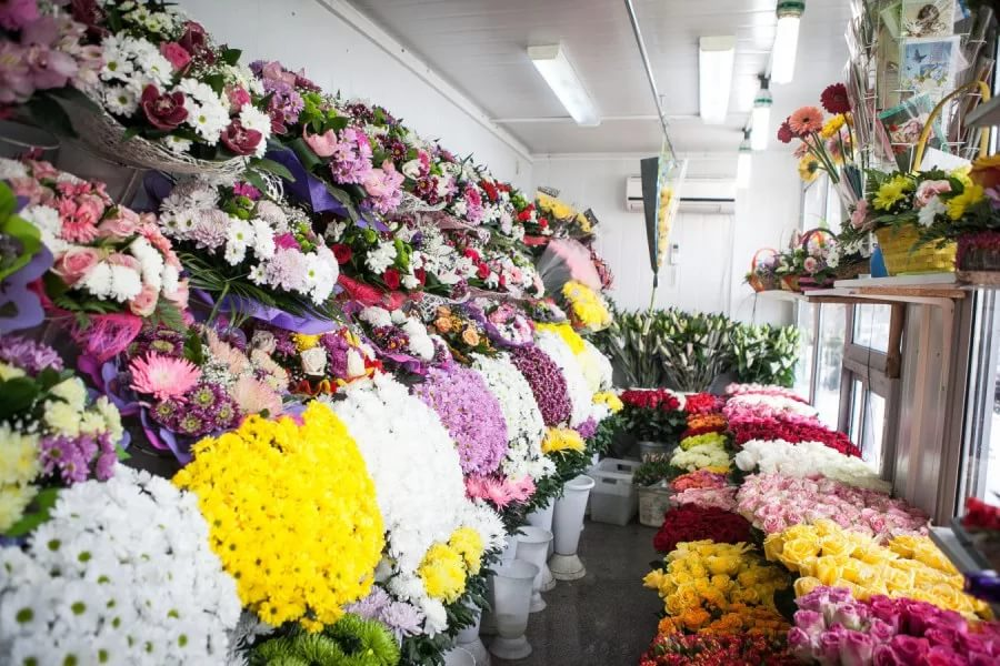 В российской столице доконца года установят 24 павильона «Цветы»