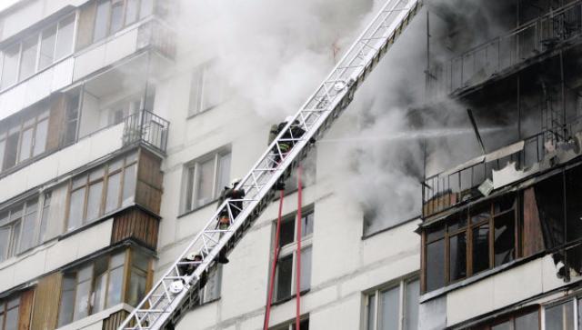 Отвзрыва газа вмосковской многоэтажке умер человек