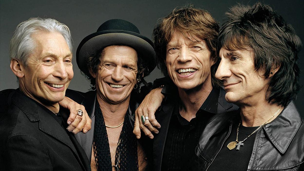 6октября состоится премьера нового альбома британской рок-группы The Rolling Stones