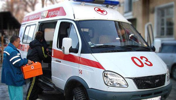 Больной набросился на мед. персонала изскорой помощи, отказавшихся «подбросить» его до клиники