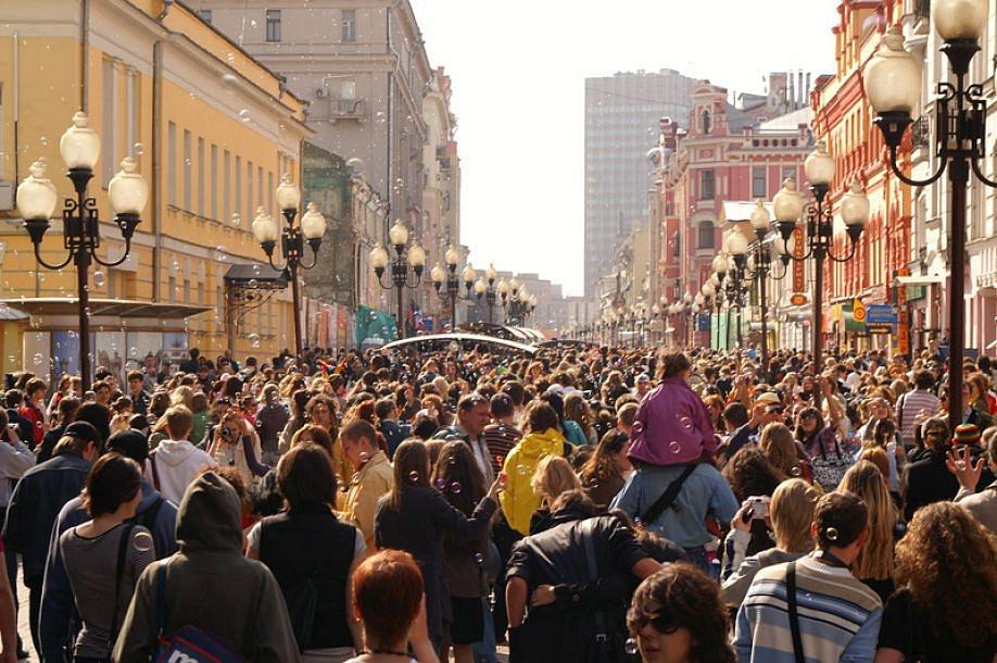Число пожилых людей вмосковском регионе растет на 300 тыс. каждый год