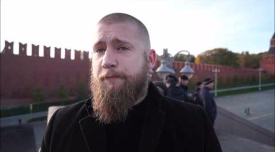 В российской столице схвачен организатор «Русских маршей»