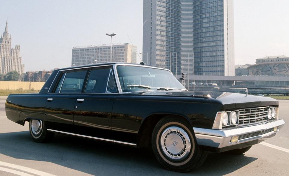 Автомобиль Леонида Брежнева продается забешеные деньги