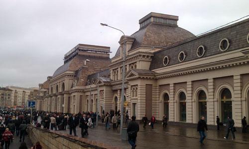 Детские игровые площадки появятся на 6-ти вокзалах столицы