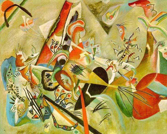ВРусском музее откроют большую выставку «Василий Кандинский иРоссия»
