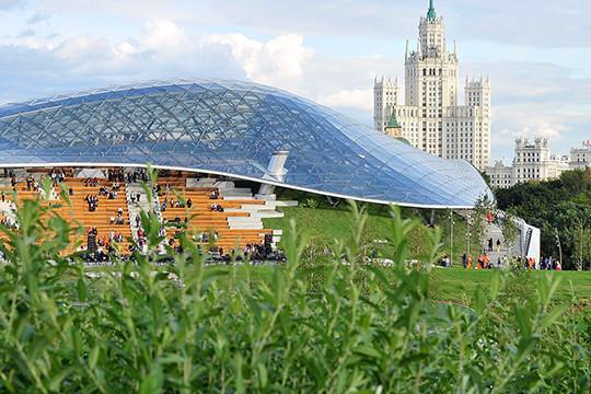 Московские власти сообщили осогласовании сЮНЕСКО проекта отеля в«Зарядье»