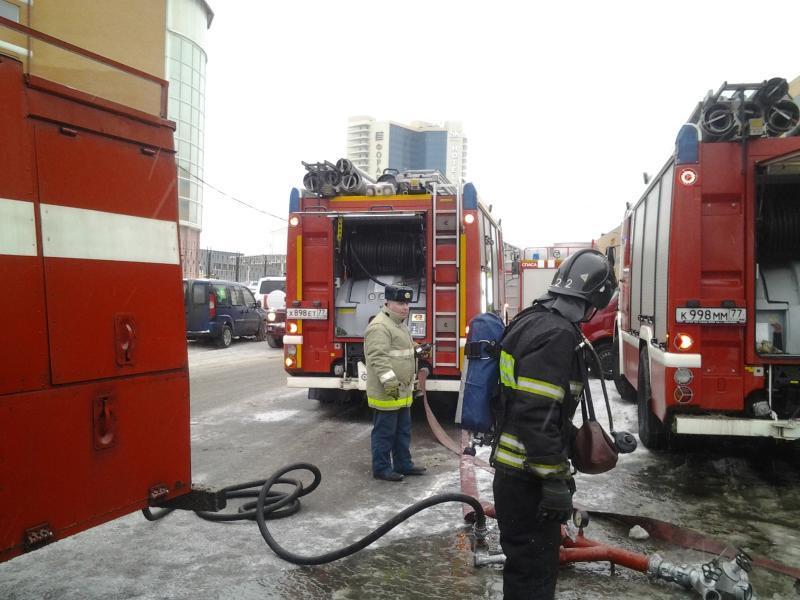 Три человека пострадали при хлопке газа наюго-востоке столицы