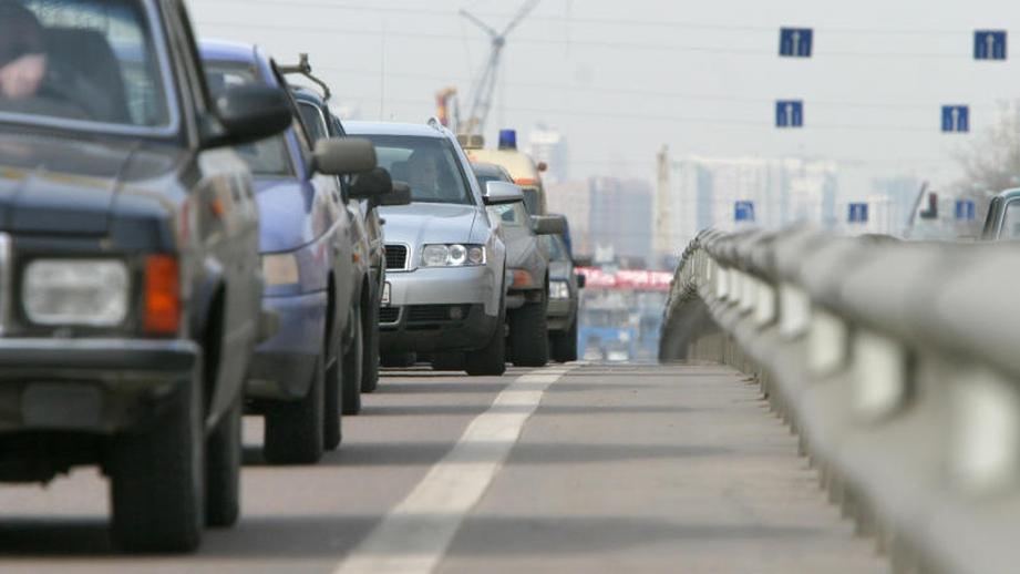 Улицы столицы ускорились из-за новоиспеченной дорожной разметки