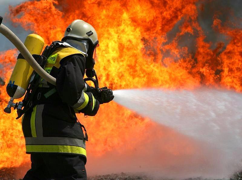 Один человек пострадал впожаре вквартире навостоке столицы