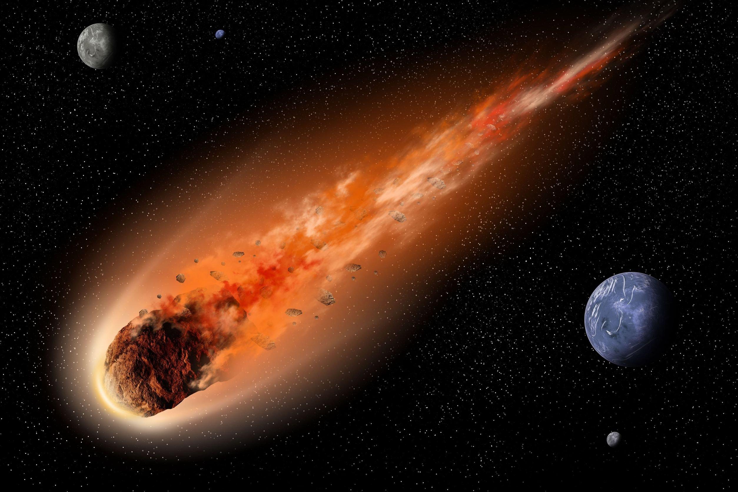 Ксередине весны приверженцы смогут увидеть комету Туттля-Джакобини-Кресака