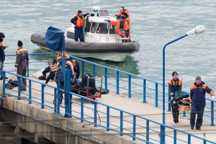 Найдены еще два тела погибших всочинской авиакатастрофе