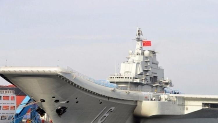 УКитая вскором времени появится новый авианосец собственного производства