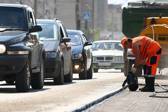Еще восемь улиц благоустроят в столице России доконца года