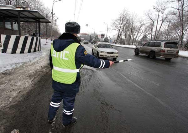 188 водителей попались в столицеРФ впраздники на нетрезвой езде