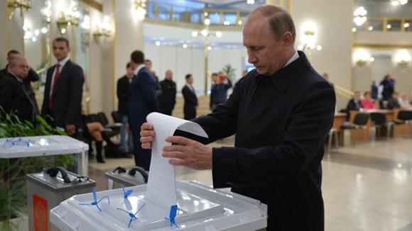 Путин ографе «против всех»: Мне есть закого голосовать, вызнаете