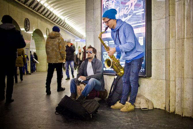 Неменее тысячи музыкантов претендуют научастие впроекте «Музыка вметро»