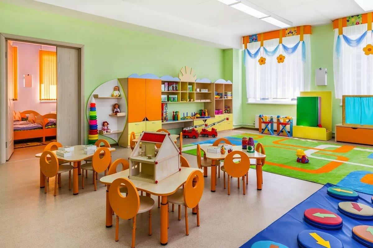 Масочный режим и регулярная дезинфекция: Сергей Собянин рассказал о мерах безопасности в детских садах