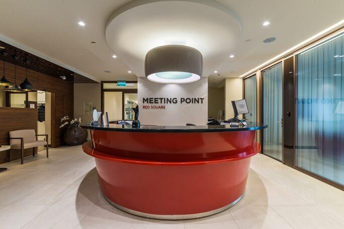 Meeting Point офисы в МСК