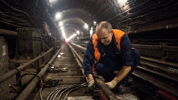 27ноября будет закрыт центральный участок «зеленой» веточки Московского метрополитена