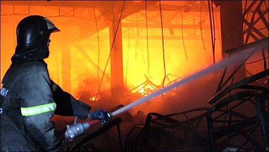 Наюго-востоке столицы пожар вадминистративном помещении ликвидирован