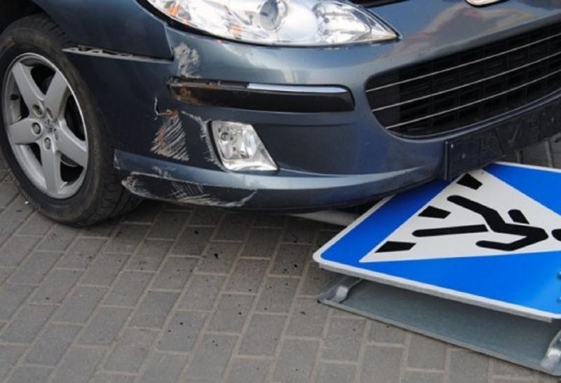 В российской столице иностранная машина сбила школьника напешеходном переходе