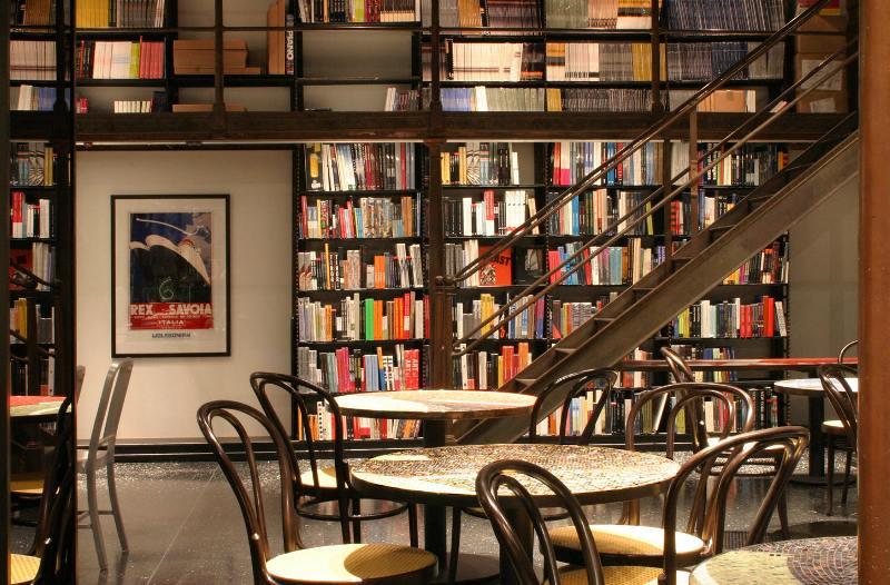 Столичные библиотеки могут получить возможность сдавать площади варенду под кафе