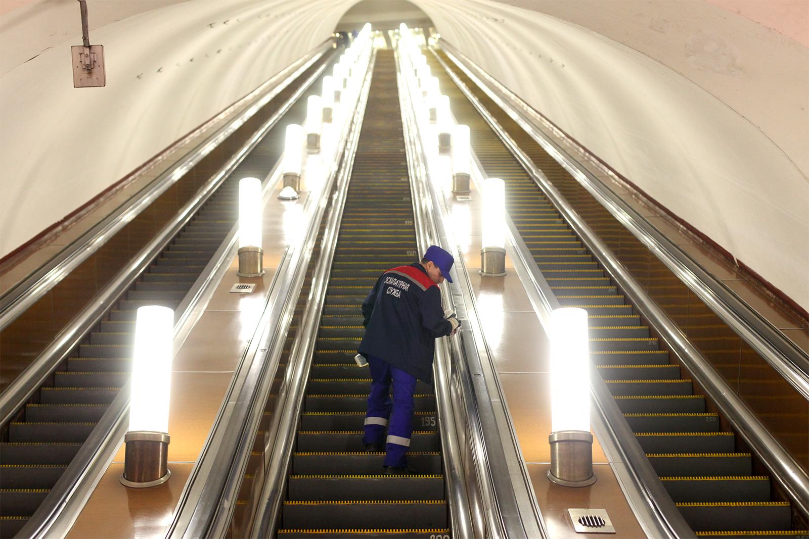 Центральный участок Замоскворецкой линии метро закроют навоскресенье