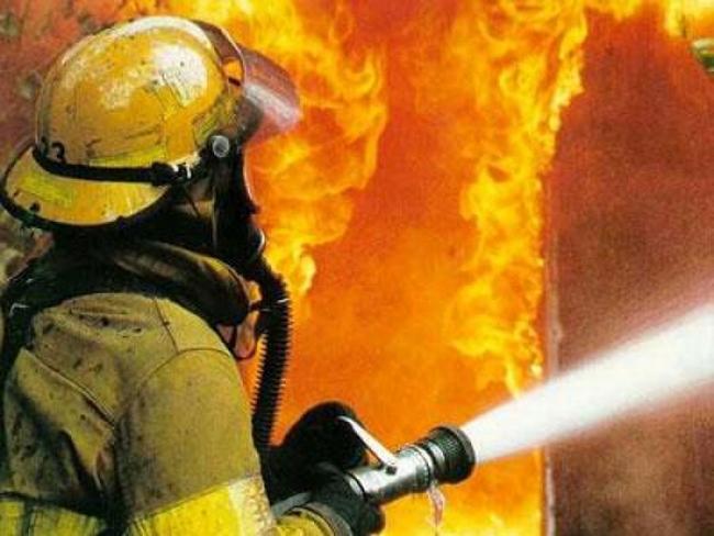 Мужчина умер  впожаре  вквартире вцентральной части Москвы