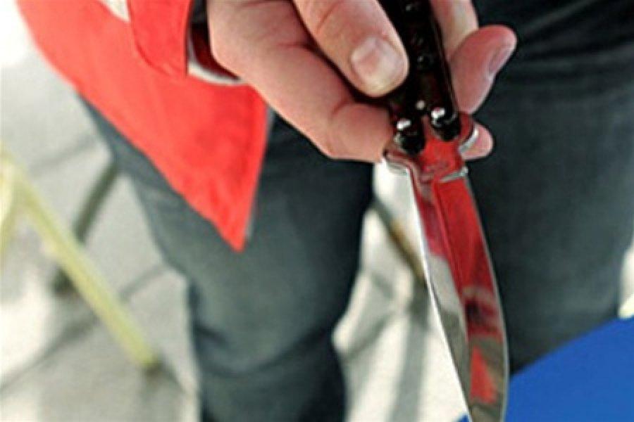 ВПодмосковье мужчина зарезал прохожего около торгового центра