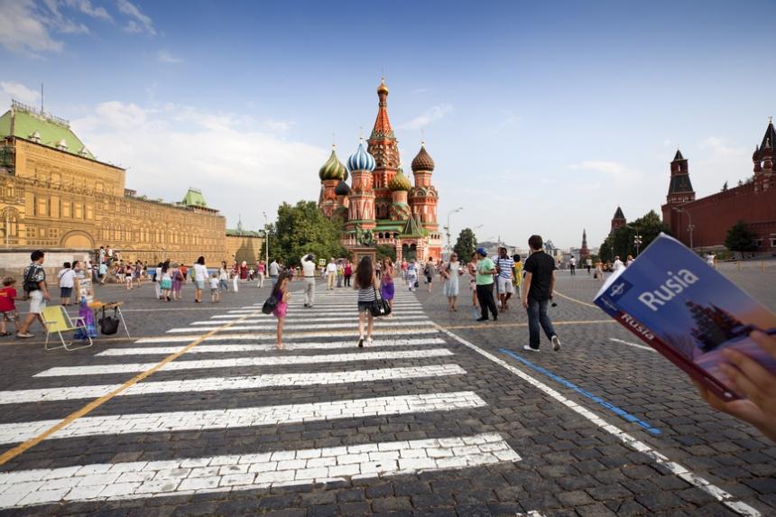 Более 130 тыс. туристов из Франции посетили Москву в 2017 году
