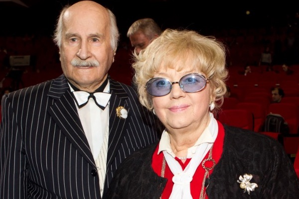 Вдова Владимира Зельдина скончалась через 3 месяца после мужа