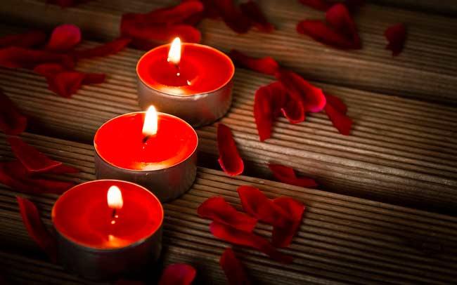Варианты романтических свиданий
